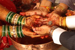 Indian wedding Royalty Free Stock Photo