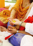Indian wedding Stock Photo