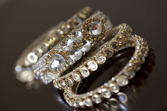 Indian wedding bangles Stock Image