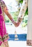 Indian wedding Stock Photography
