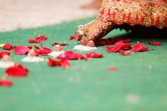 Indian wedding photography stock image