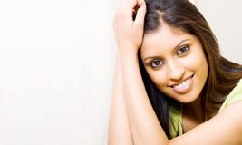 Indian woman Stock Image