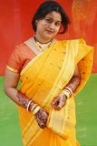 Indian Woman Royalty Free Stock Photo