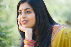Indian woman Stock Photos