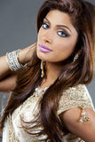 Indian woman Royalty Free Stock Images