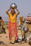 Indian woman Royalty Free Stock Photography