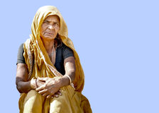 Indian Woman portrait Royalty Free Stock Image