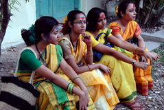 Indian Women Stock Photography