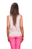 Indian women backside posse Stock Images