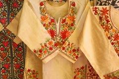 Indian women costume Stock Image