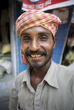 Indian worker Royalty Free Stock Image