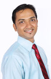 Indian Young Business man Stock Image