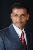 Indian Young Business man Stock Photo