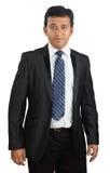 Indian Young Business Man Stock Photos