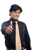 Indian young businessman Stock Photos