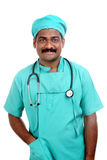 Indian young doctor Royalty Free Stock Photo