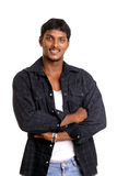 Indian young man Stock Photography