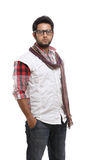 Indian young man Royalty Free Stock Photo
