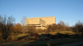 indiana biblioteki uniwersytet obrazy royalty free