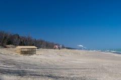 Indiana Dunes National Lakeshore Stock Photography