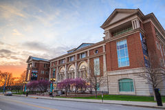 The Indiana Historical Society. INDIANAPOLIS, INDIANA, April 14 : The Indiana Historical Society on April 14, 2015 It is one of the United States' oldest and royalty free stock images