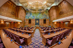 Indiana House Chamber Stock Images