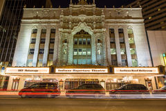 Indiana Repertory Theatre Lizenzfreie Stockfotos