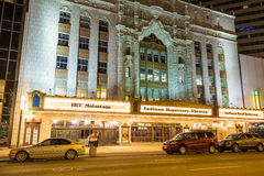 Indiana Repertory Theatre Stockbild