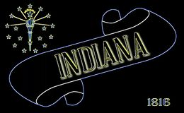 Indiana Scroll libre illustration