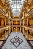 Indiana stanu Capitol lobby Obraz Stock