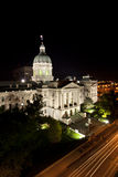 Indiana State Capitol Building Royalty Free Stock Photography