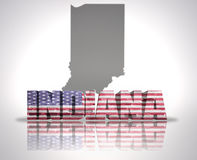 Indiana State Stock Images