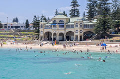 Indiana Tea House: Cottesloe Beach Lifestyle Royalty Free Stock Photo