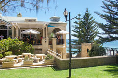 Indiana Tea House overlooking Cottesloe Beach Royalty Free Stock Images