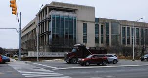 Indiana University a Indianapolis, Indiana 4K stock footage