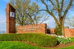 Indiana University Southeast New Albany Indiana Stock Photography