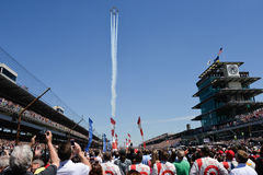 Indianapolis 500 2014 Royalty Free Stock Photo