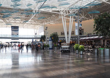 Indianapolis airport Royalty Free Stock Photo
