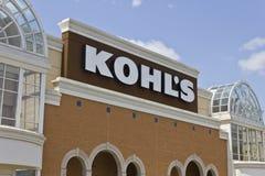 Indianapolis - cerca do maio de 2016: Lugar de loja de Kohl mim Fotografia de Stock