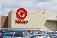 Indianapolis - Circa April 2016: Target Retail Store II. Indianapolis - Circa April 2016: Target Retail Store. Target Sells Home Goods, Clothing and Electronics Stock Photography