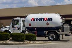 Indianapolis - Circa August 2016: AmeriGas Truck II