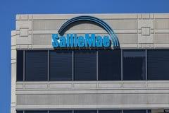 Indianapolis - circa im Juni 2017: Sallie Mae Customer Service Location Sallie Mae-Dienstleistungen und sammelt Darlehen der priv Stockfotografie