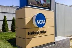 Indianapolis - circa im Oktober 2016: Nationale athletische Collegevereinigungs-Hauptsitze Der NCAA reguliert athletische Program lizenzfreie stockbilder
