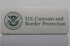 Indianapolis - circa julio de 2017: Aduanas y división I de los ingresos de la protección de la frontera Fotos de archivo libres de regalías