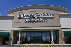 Indianapolis - Circa Mei 2016: Kleinhandelsplaats II van Barnes & Noble Stock Fotografie