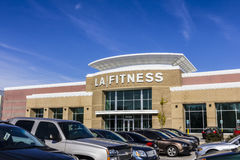 Indianapolis - Circa November 2016: LA Fitness Health Club. LA Fitness is a privately owned health chain III. LA Fitness Health Club. LA Fitness is a privately stock images