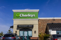 Indianapolis - Circa November 2016: O'Charley's Casual Dining Restaurant II royalty free stock photography