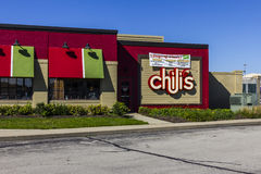 Indianapolis - Circa October 2016: Chili's Grill & Bar Casual Dining Restaurant II Royalty Free Stock Photo
