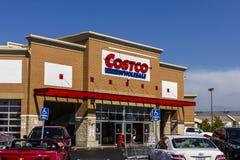 Indianapolis - Circa September 2016: Costco Wholesale Location VII
