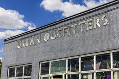 Indianapolis - Circa September 2016: Urban Outfitters Retail Location II. Urban Outfitters Retail Location. Urban Outfitters is a Chain with a Hipster Vibe Known stock photo